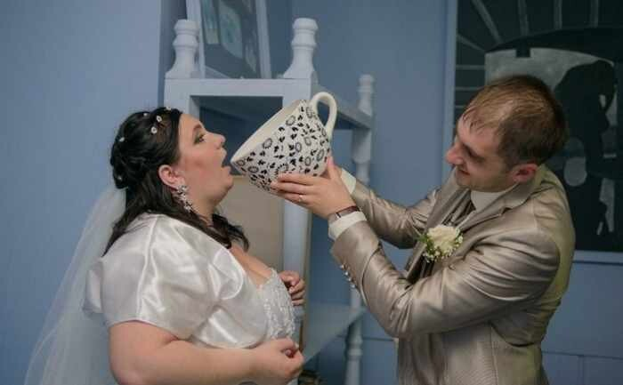 CLUB GIGGLE funny-russian-wedding23 24 Funny, Awkward Creepy Wedding Photos From The Land Of Russia