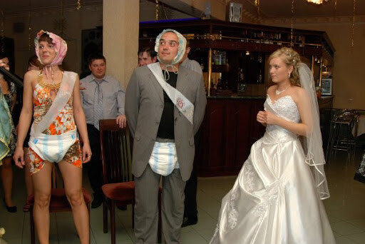 CLUB GIGGLE funny-russian-wedding31 24 Funny, Awkward Creepy Wedding Photos From The Land Of Russia