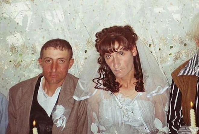 CLUB GIGGLE funny-russian-wedding6 24 Funny, Awkward Creepy Wedding Photos From The Land Of Russia