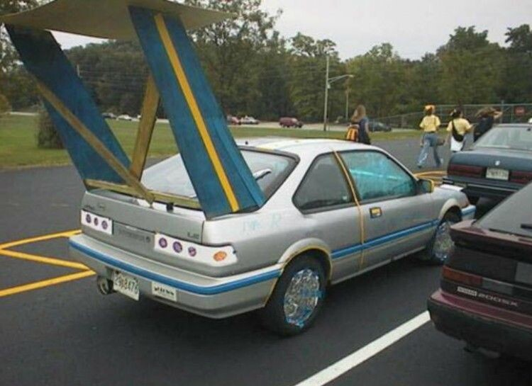 CLUB GIGGLE redneck-car-hacks1 Top 25 Redneck Car Repairs When You Are On A Budget....