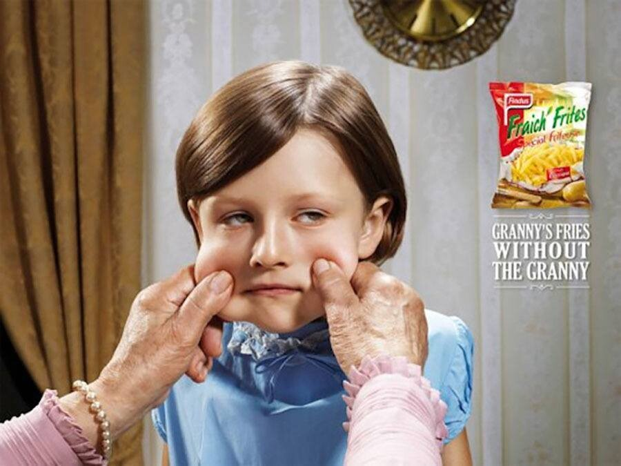 CLUB GIGGLE strange-ads-hate-grandma-1 20 Ridiculous And Weird Ads That Will Make You Say WTF?!