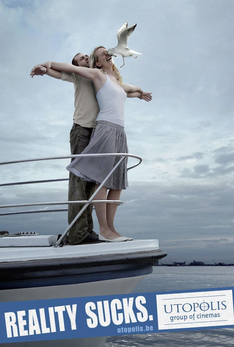 CLUB GIGGLE utopolis-titanic 20 Ridiculous And Weird Ads That Will Make You Say WTF?!
