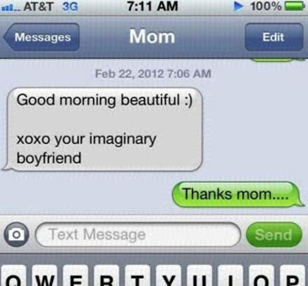 CLUB GIGGLE 31 18 Funniest Texts Between Parents and Their Kids....