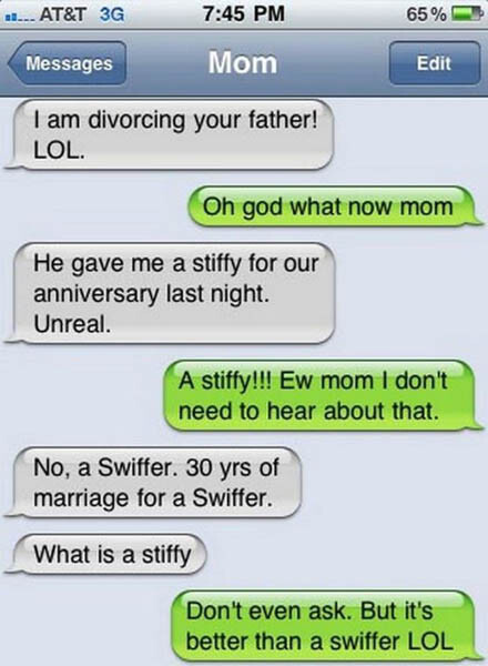 CLUB GIGGLE funniest-texts-09 18 Funniest Texts Between Parents and Their Kids....