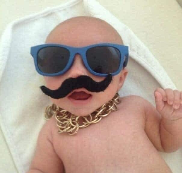 CLUB GIGGLE funny-babies25 When Dads turn to babysit 25 Photos