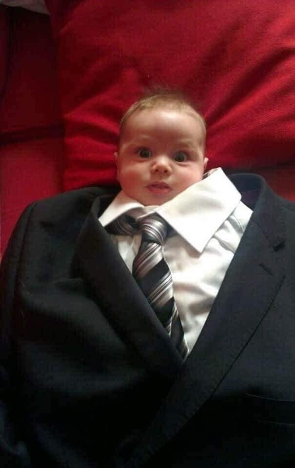 CLUB GIGGLE funny-babies3 When Dads turn to babysit 25 Photos