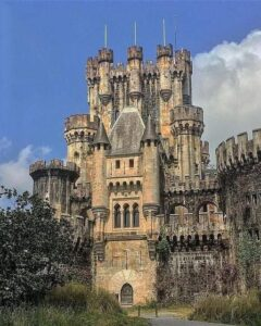 CLUB GIGGLE Butron-Castle-Biscay-Spain-240x300 Most Beautiful Castles Around The World