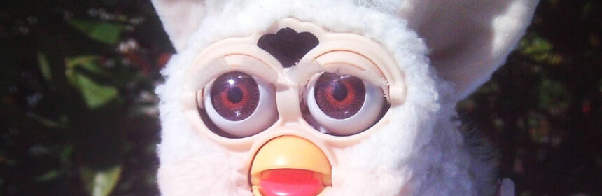 CLUB GIGGLE Furby-860x280 Top Ten Vintage Toys Now Worth A Fortune (Part 1)