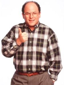 CLUB GIGGLE George_Costanza-225x300 Top 10 Funniest TV Characters