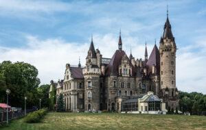 CLUB GIGGLE Moszna-Zamek-In-Poland-300x190 Most Beautiful Castles Around The World