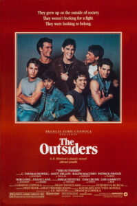 CLUB GIGGLE Outsidersposter-199x300 Top Ten Best Books of All Time