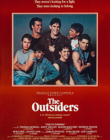 CLUB GIGGLE Outsidersposter-220x280 Top Ten Best Books of All Time