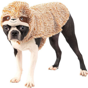 CLUB GIGGLE Sloth-300x300 The Most Adorable Halloween Costume For Dogs