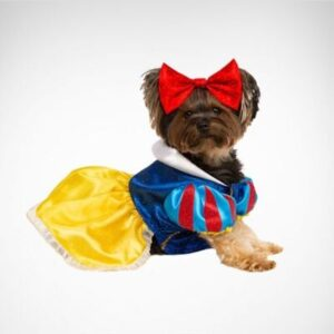 CLUB GIGGLE Snow-White-300x300 The Most Adorable Halloween Costume For Dogs