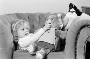 CLUB GIGGLE Teddy-Ruxpin-300x199 Top Ten Vintage Toys Now Worth A Fortune (Part 1)