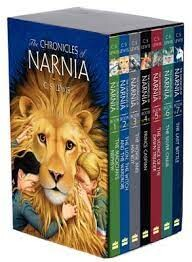 CLUB GIGGLE The-Narnia-Chronicles. Top Ten Best Books of All Time