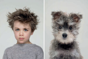 CLUB GIGGLE lil-boy-and-his-dog-300x200 Pets Who Are Identical To Their Owners