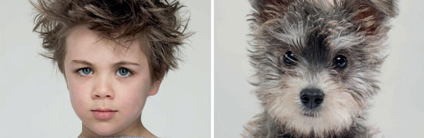 CLUB GIGGLE lil-boy-and-his-dog-860x280 Pets Who Are Identical To Their Owners
