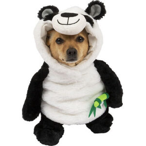 CLUB GIGGLE panda-300x300 The Most Adorable Halloween Costume For Dogs