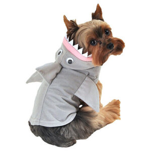 CLUB GIGGLE shark-dog-300x300 The Most Adorable Halloween Costume For Dogs