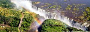 CLUB GIGGLE victoria-falls-from-air-300x109 The Seven Natural Wonders Of The World