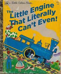 CLUB GIGGLE The-Little-Engine-That-Literally-Cant-Even Club Giggle Presents: Tuesday Night Book Club!