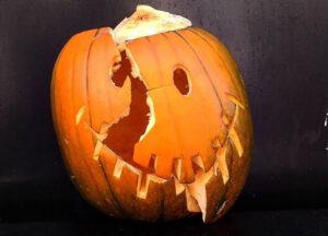 CLUB GIGGLE droppped-pumpkin.jpg-37078-300x216 Fail: Pumpkin Carving Edition