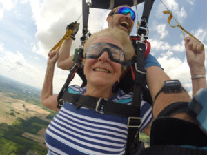 CLUB GIGGLE skydiving-300x225 Bucket List Ideas for Adults (Part 3)